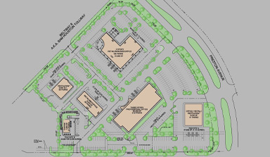 Preston Site Plan