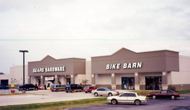 Sears Hardware and Bike Barn are tenants in a Retail property developed and managed by J. A. Billipp